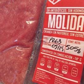 Molida de carne de pollo orgánico, 100% carne para tus platillos!