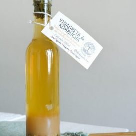 Vinagreta de orégano y mostaza 250ml