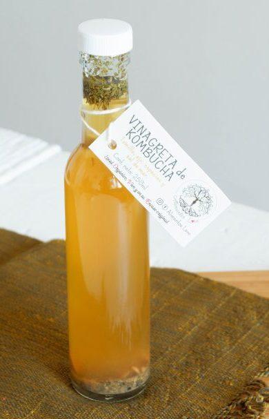 Vinagreta de tomillo y especias 250ml