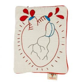"Funda de tablet regular ""Corazón Palpitante"""