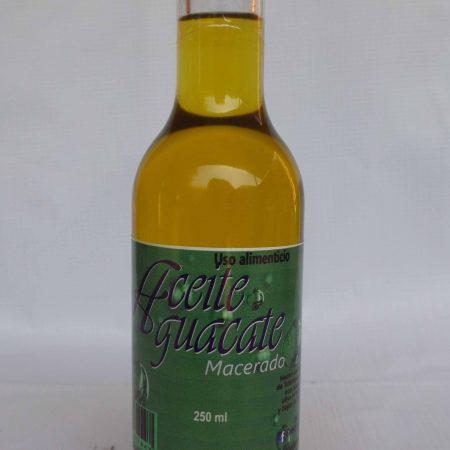 Aceite de hoja de aguacate 250ml