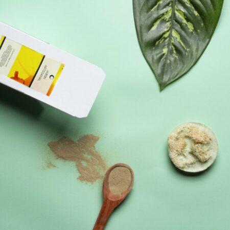 Jabón Exfoliante de Arcilla Verde (3 pzas)