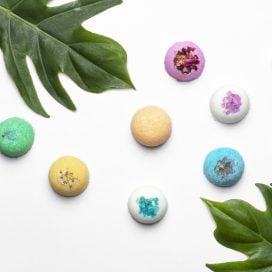Mini Bath Bombs 10 Unidades