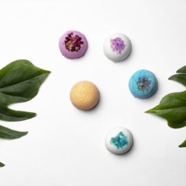 Mini Bath Bombs 5 Unidades