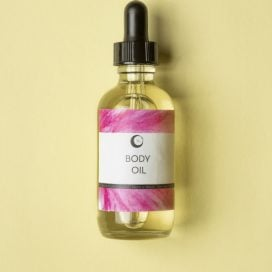 Body Oil de Miel
