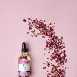 Body Oil de Rosa
