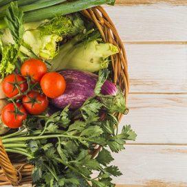 Canasta de frutas y verduras agroecológicas [10KG/5KG/3KG]