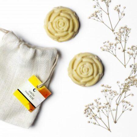Jabón Gourmet para Bebé (2 pzas)