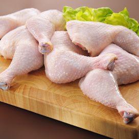 Pierna y Muslo de pollo orgánico, jugosísimos!