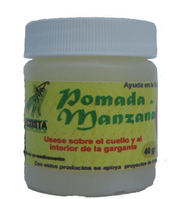 pomada manzanilla