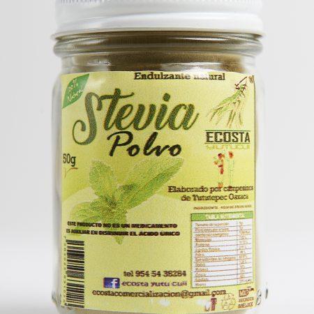 Stevia en polvo 100g
