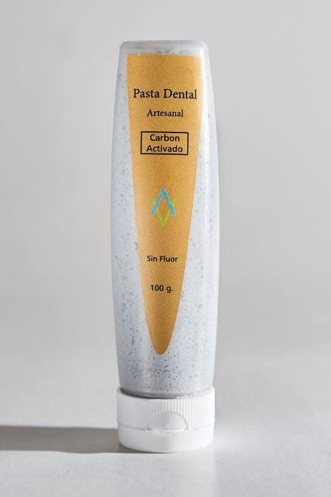 Crema dental artesanal