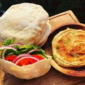 Pan Pita (bolsa con 4)