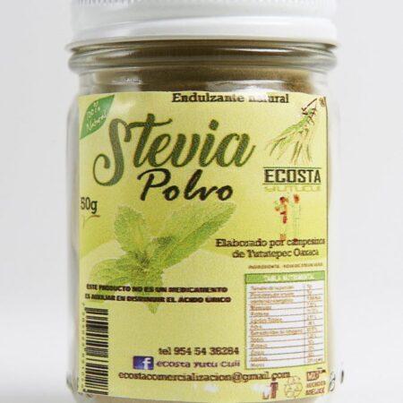 Stevia en polvo 50g