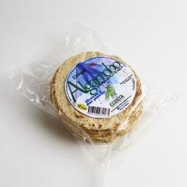 Tostadas de maíz criollo enriquecidas