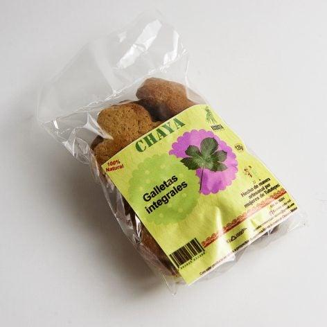 Galletas integrales de varios sabores