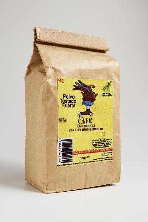 Café molido término fuerte 500g
