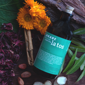 Jarabe auxiliar para la tos (250 ml)