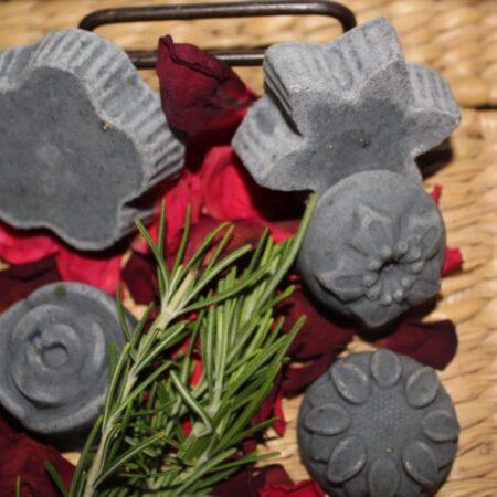 Jabón Terapéutico de Carbón Activado