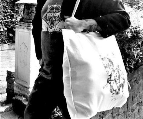 Eco-Bolsa Raíz (Tote bag)
