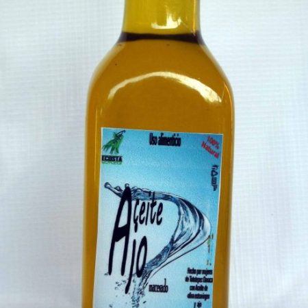 Aceite de ajo 150ml