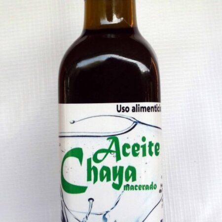 Aceite de chaya 150ml