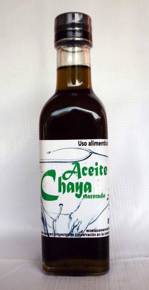 Aceite de Chaya