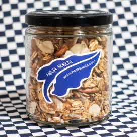 Mezcla de Granola con nueces y almendra