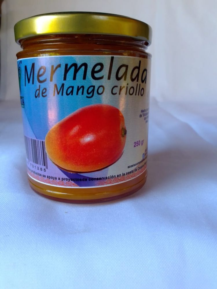 mermelada mango criollo