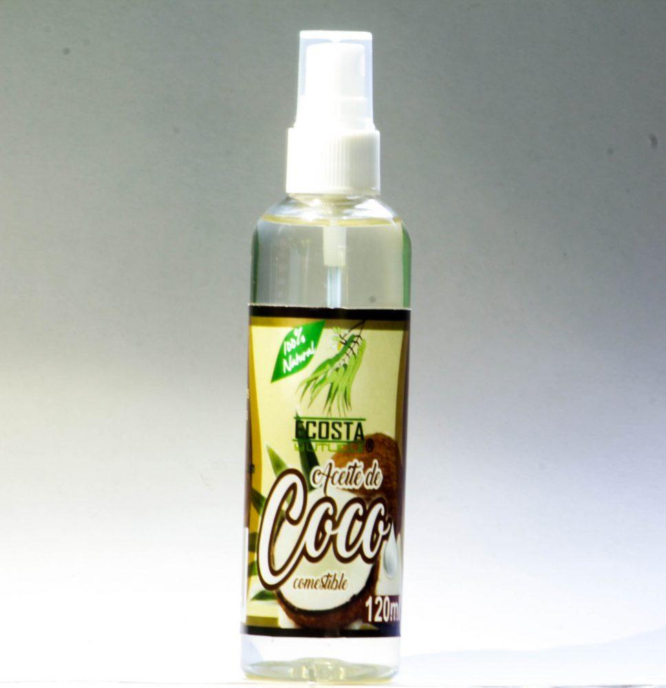 Aceite corporal de coco (120ml)