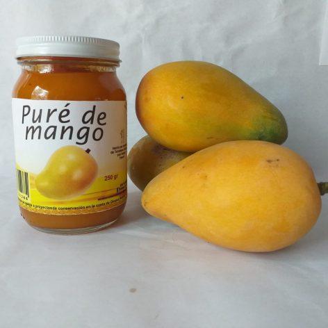 Puré de mango
