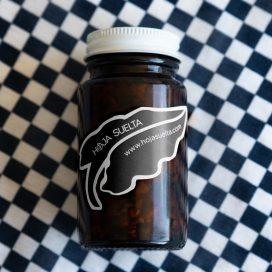 Salsa Macha etiqueta negra