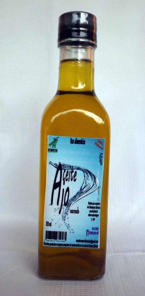 Aceite de Ajo de 250 ml