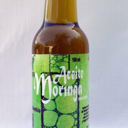 Aceite macerado de moringa 150 ml