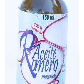 Aceite macerado de Romero 150 ml