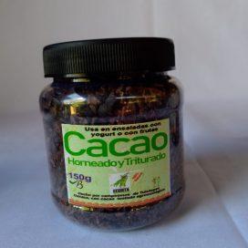 Nibs de Cacao triturado 150gr