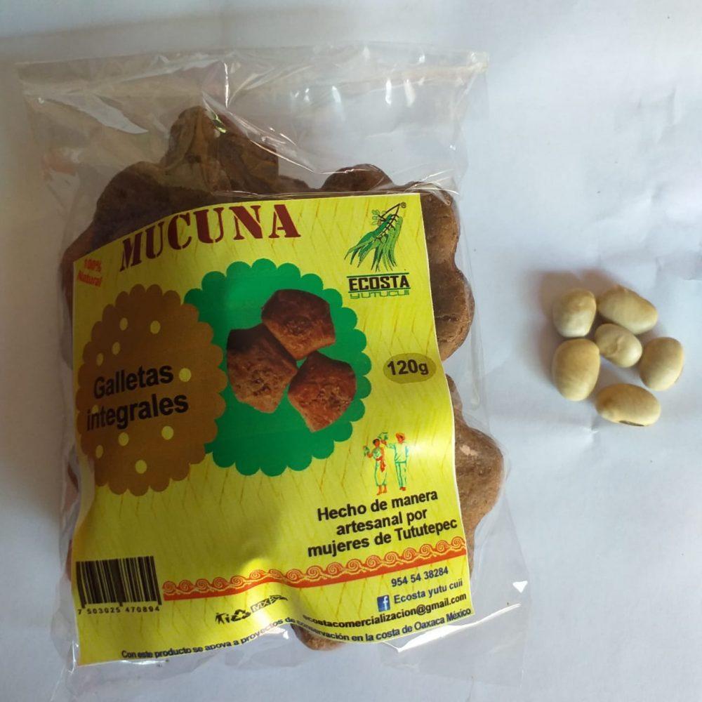Galletas sin gluten de trigo (120gr)