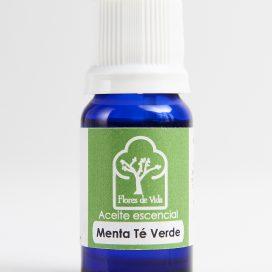 Aceite esencial de Menta te verde