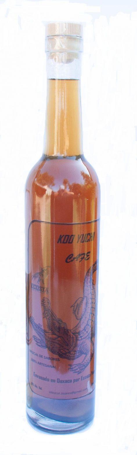 Mezcal de cafe 250ml