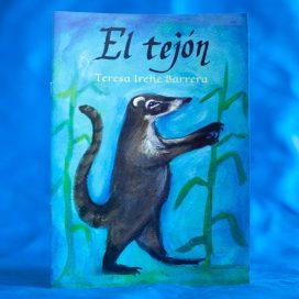El tejón – libro ilustrado infantil