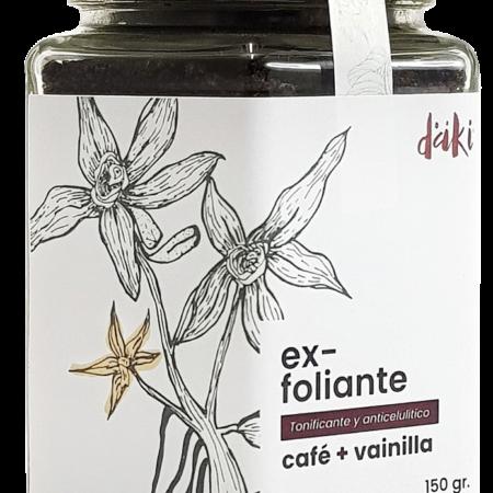 Exfoliante Café + Vainilla