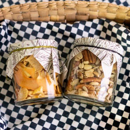 Dueto ~Mezcla de Nueces y fruta deshidratada de temporada