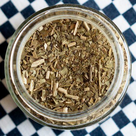 Té de yerba mate orgánico ~tarro mediano