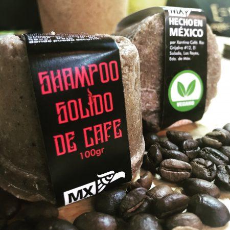 SHAMPOO SOLIDO DE CAFE